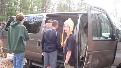 20111111 Kittatinny Camping Trip