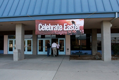 Easter Services 2012 at Folsom
