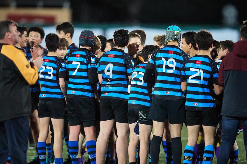 Amistoso Desborough Rugby - 21 Dec 2018