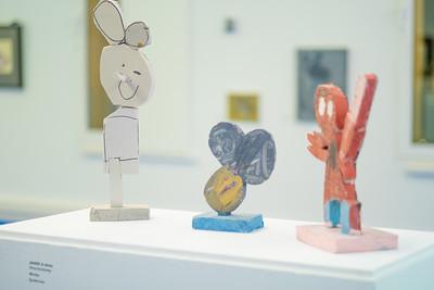El arte de los niños Rafael Fuster /  Jesus de la Peña