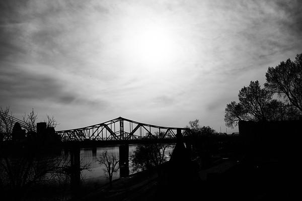 Big Four Bridge 3-10-18