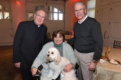 Catholic Foundation Brunch with Cardinal Farrell
