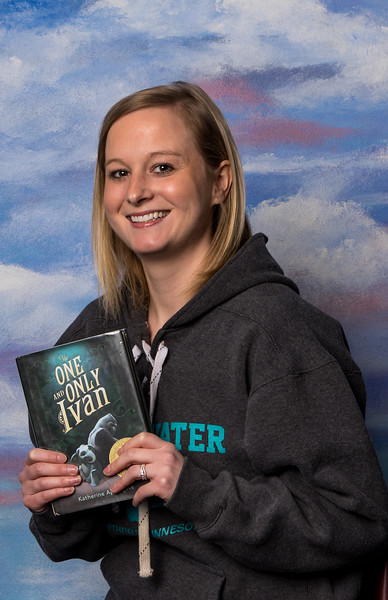 Bridgewater Staff with Favorite Books - 27-Jan-2017