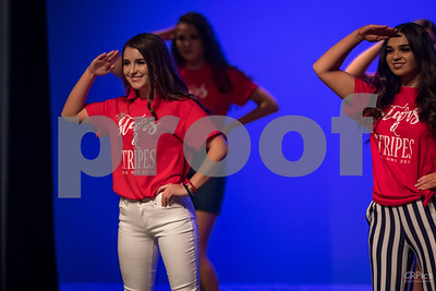 Miss DHS Pageant 2018