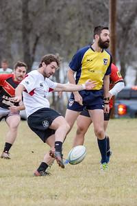 Austin Blacks vs San Antonio Rugby D1 8Dec18