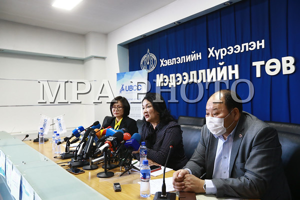Улаанбаатар хотын Худалдааны танхим, CEO клуб, Монголын ноос ноолуурын холбооноос мэдээлэл хийлээ