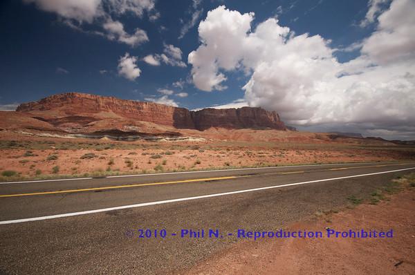 Vermillion Cliffs / Navajo Bridge / Horseshoe Bend
