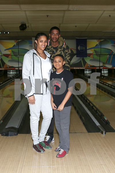 Southwest Mother Son Bowling 3-3-18