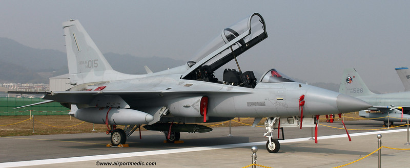 14-015 KAI FA-50 Republic of Korea Air Force