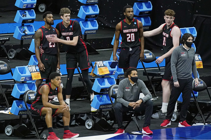 NCAA Hartford Baylor Basketball