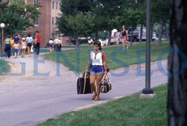 Move-In Day Early 1980s