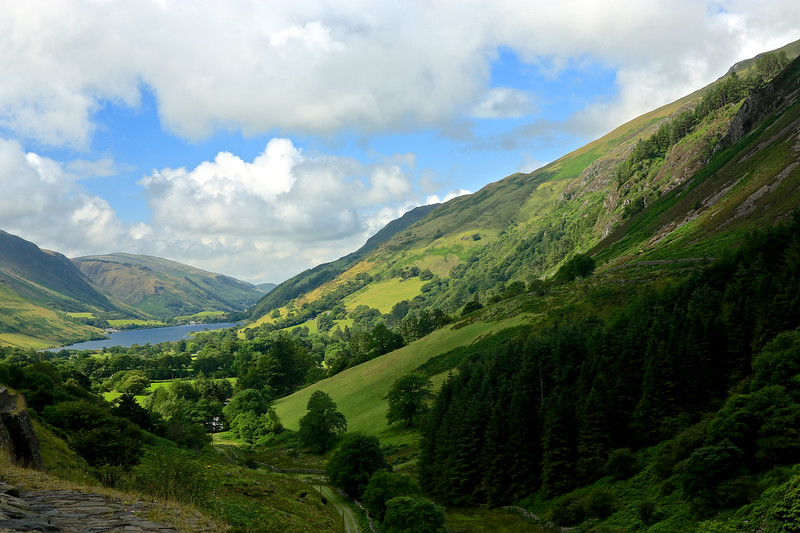 Tal-y-llyn Valley