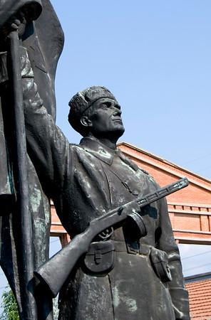 2008 Statue Park Erd