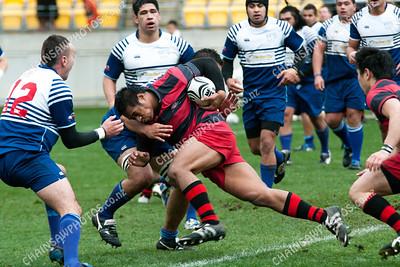 2010 08 15 Norths V Poneke Final
