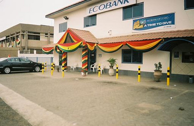 Ghana: 50th anniversary of independence (2007)