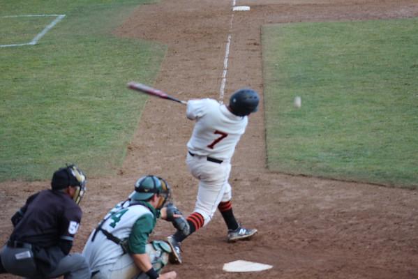 LCC Baseball vs Shasta