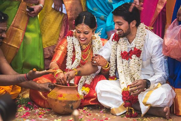 Akilan & Raghavi