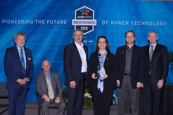 2018 AHR EXPO INNOVATION AWARDS