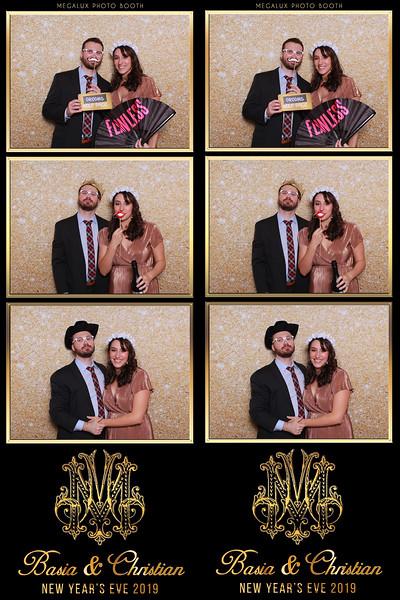 Basia & Christian Wedding 12-31-19