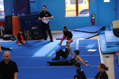 Premier Gymnastics -  December 11th