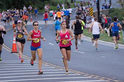 Marine Corps Marathon 2014-Mile 7.5ish