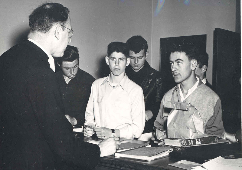 1948, Brother Cyril in Office