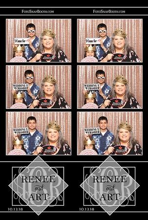 Renee & Art's Wedding 2018