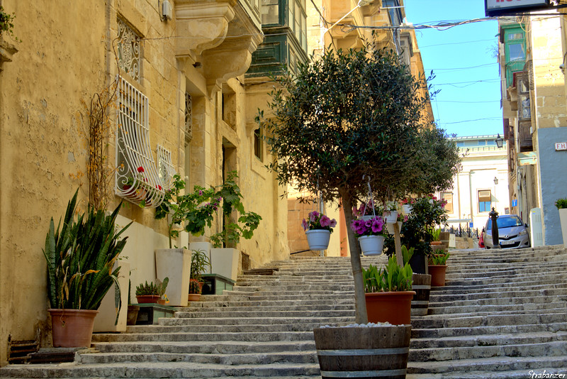 Valletta, Malta.     03/24/2019
