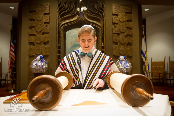Jake Richter - Bar Mitzvah