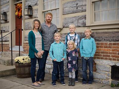 Buckwalter Family 2016