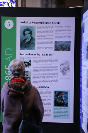 History talk on Francis Sewell - Martyn Taylor