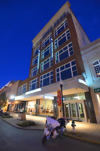 Visual Arts Center - Downtown Huntington