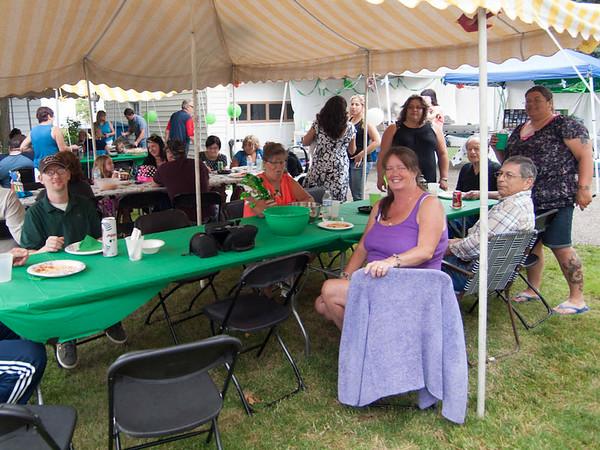 Warren grad party 7-2014