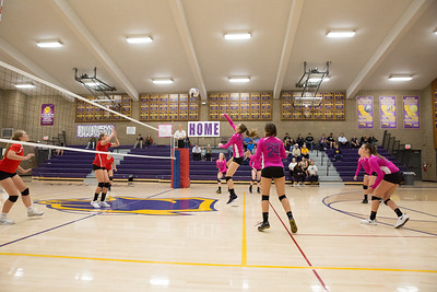 Volleyball vs Ripon 2019