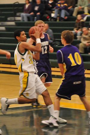 Boys JV Basketball - Nevada 2008-2009