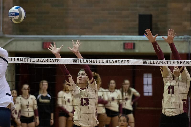 Willamette Bearcats vs Whitman Blues
