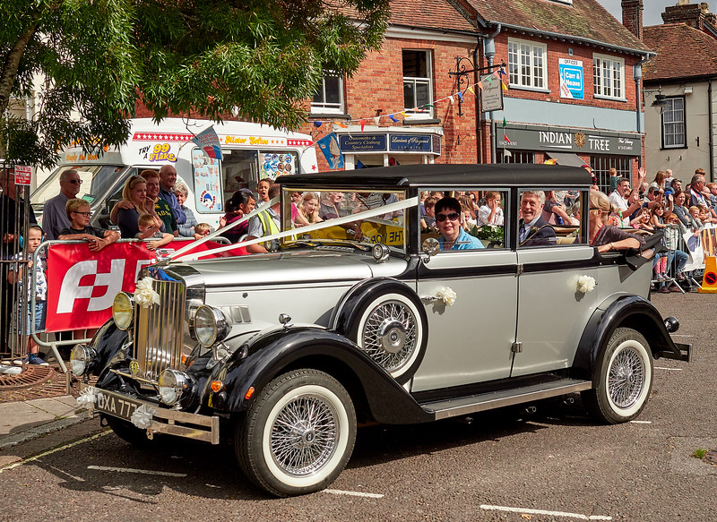 Ringwood Carnival procession 2018