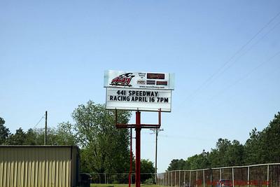 441 Speedway 4/16/11
