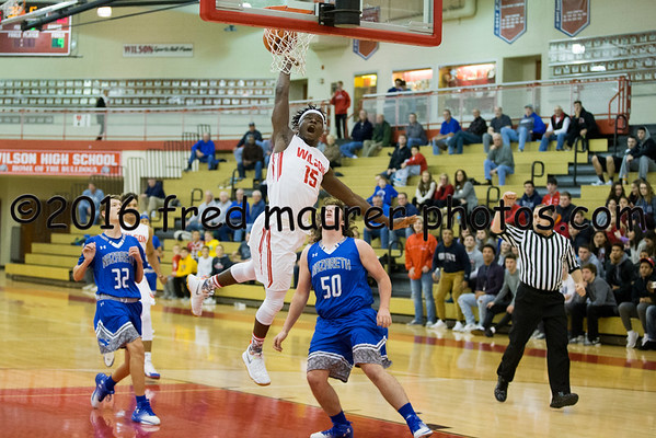 12/19/2016 Wilson Boys vs Nazareth