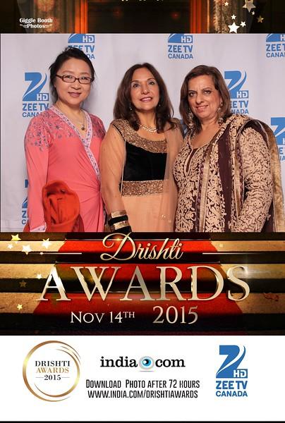 ZeeTV  - Drishti Awards 2015