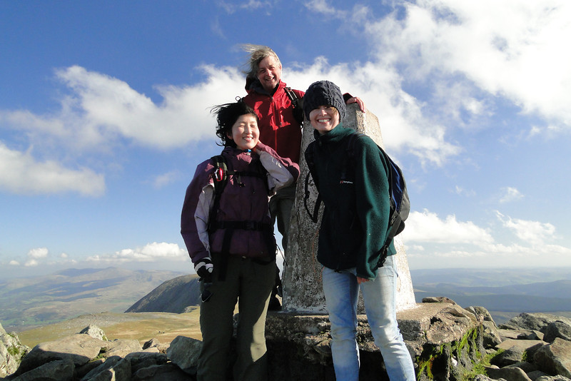 Hikes in Wales & Cumbria