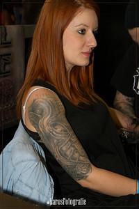 International Brussels Tattoo Convention 2014