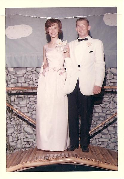 Melanie Harris & Jackie Harrington    1964