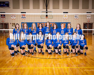 2019 North Marshall Middle School Volleyball