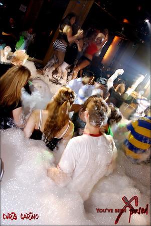 Sunday 9.23 foam party