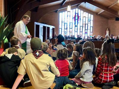 2020.02.09 February Family Mass (St. Theresa)