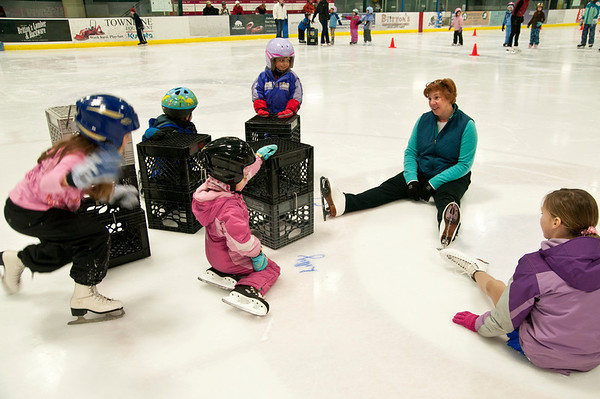Learn to Skate, Union Arena, Woodstock