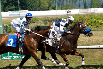B.C. Day Horse Racing - 2013
