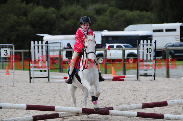 2014 09 07 Riverside Park RPC Dressage and ShowJump Training Day ShowJumping 1