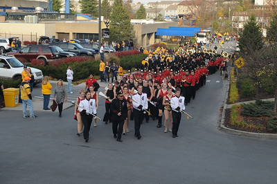 UC vs West Virginia - 11-13-2010